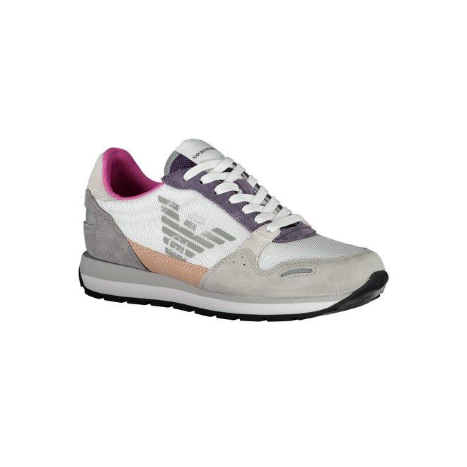 Womens EA Sneakers shoes - Beige
