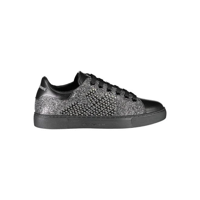 Women's EA Sneakers - Black