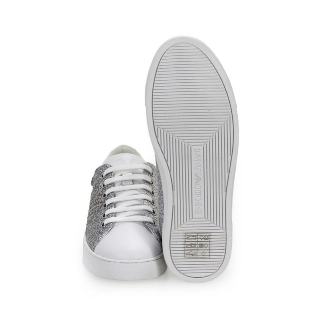 Women's EA Sneakers - Silver