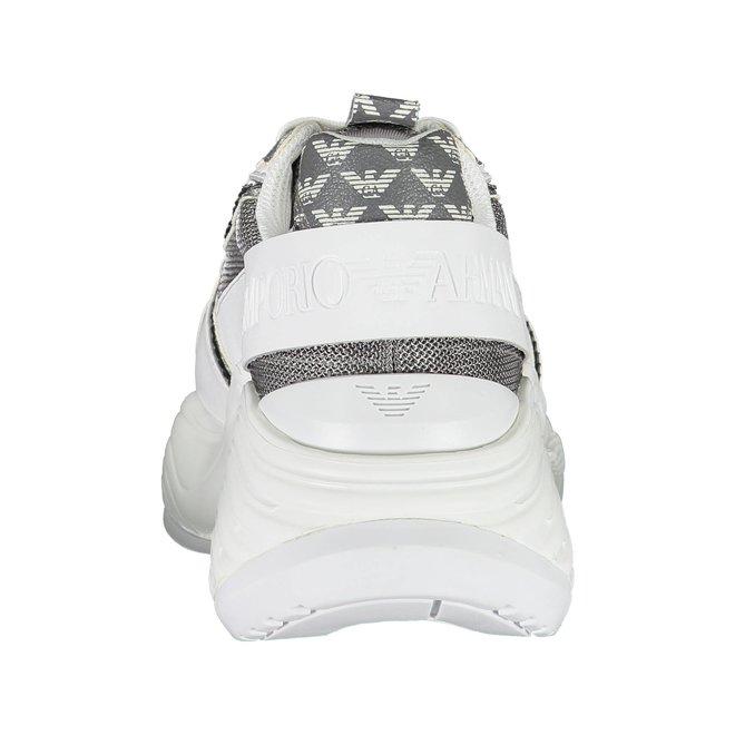 White EA Sneakers Women