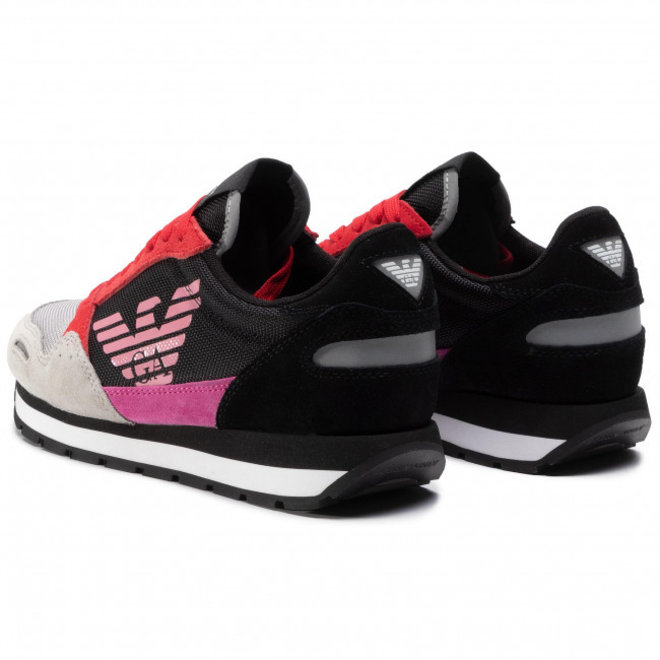 Womens EA Sneakers shoes - Pink