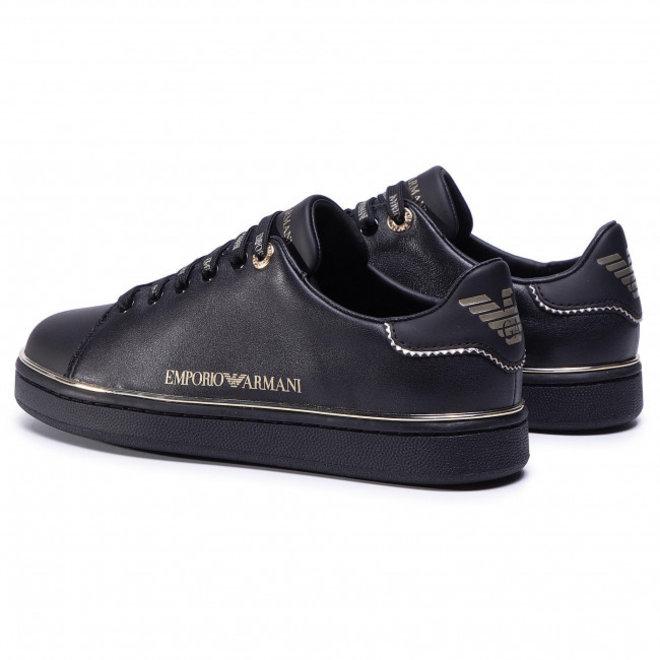 Black Women's EA sneakers