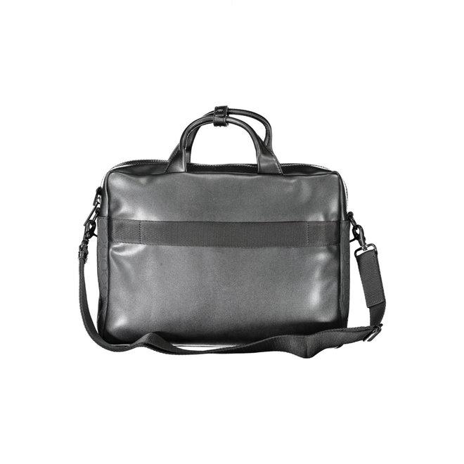 Mono Blend Laptop Bag Men - Black