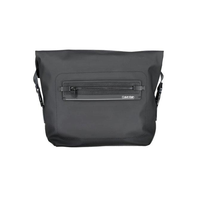 CK Moulded Messenger Shoulder Bag Men - Black