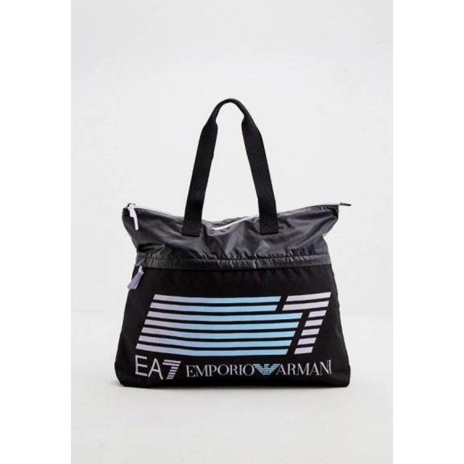 Nylon Shopper EA7 Women - Black