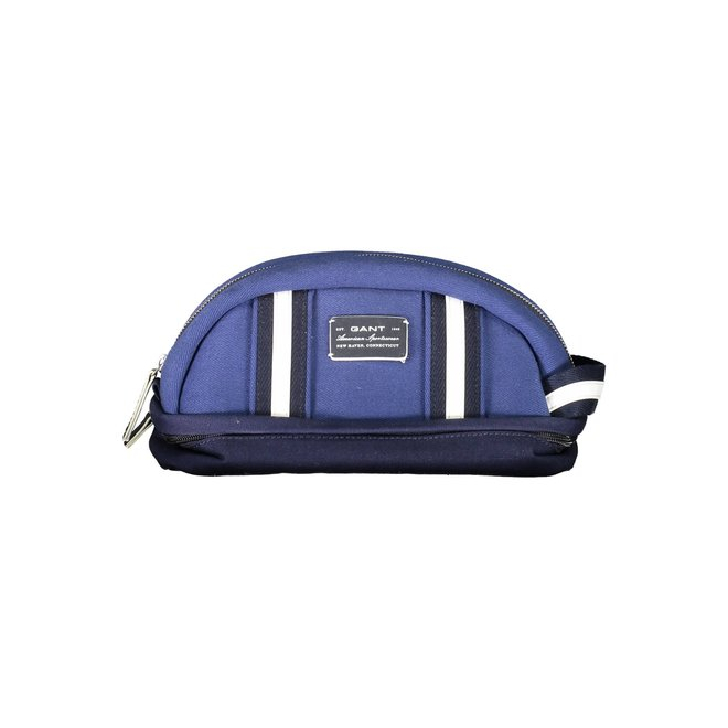 Men Organiser Clutch Bag - Blue