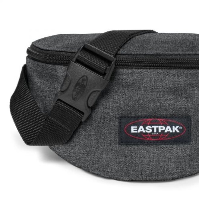 Springer Unisex Bum Bag - Black Denim