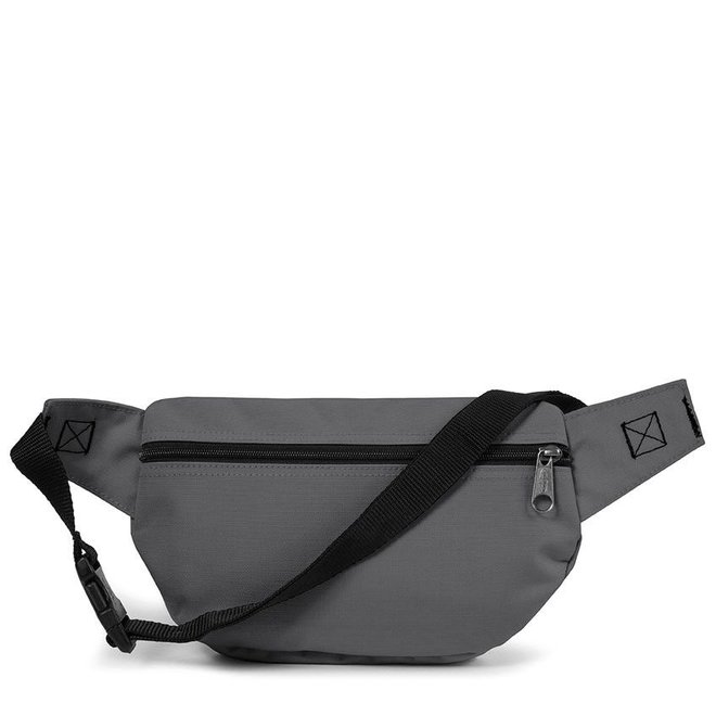 Doggy Bum Bag - Woven Grey