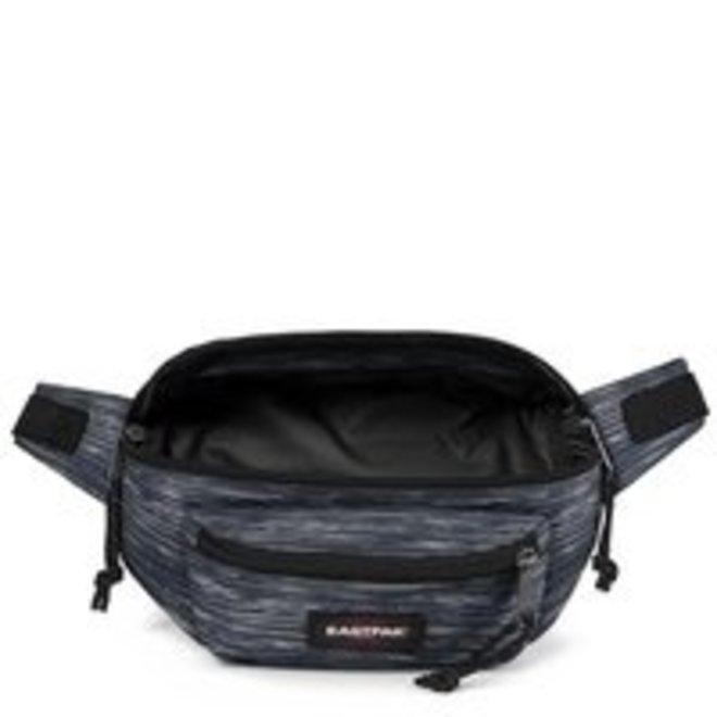 Doggy Bum Bag -  Knit Grey