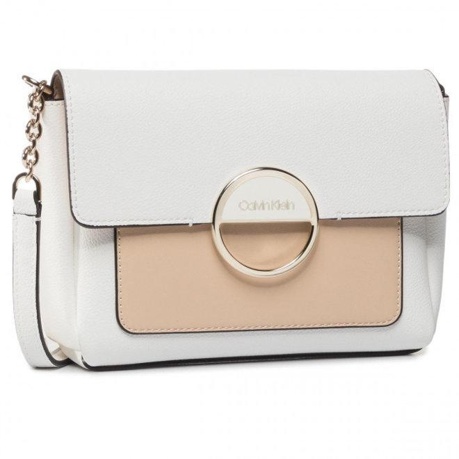 Hoop Shoulder Bag Women - White