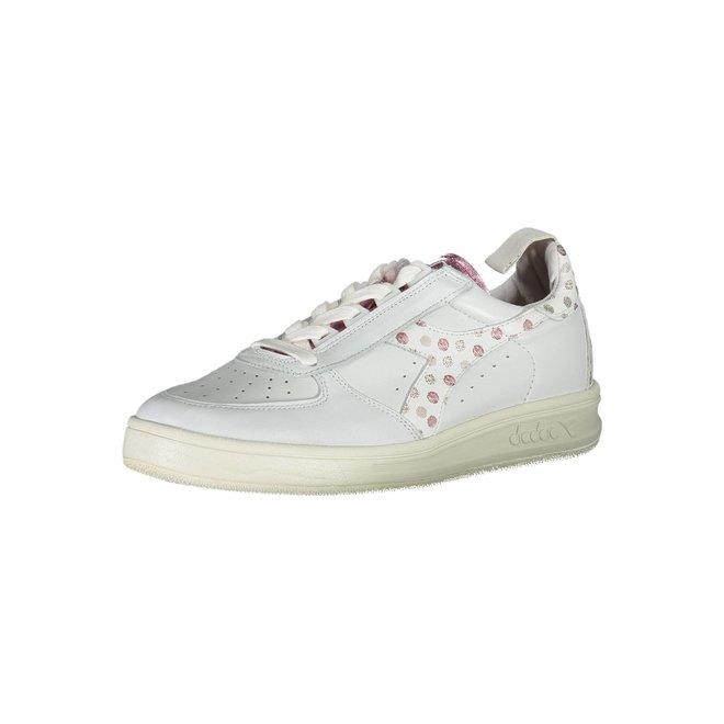 B. Elite W Core Shoes - White/Pink
