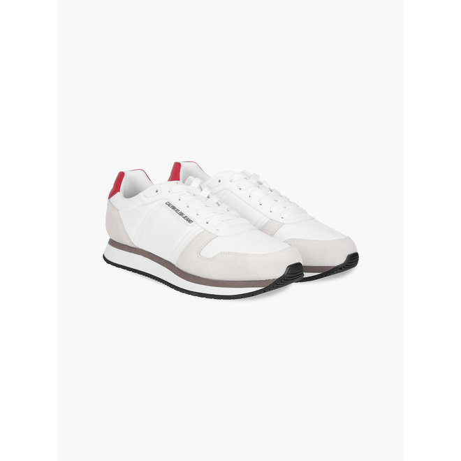 CK Trainers Shoes Men - Bright White
