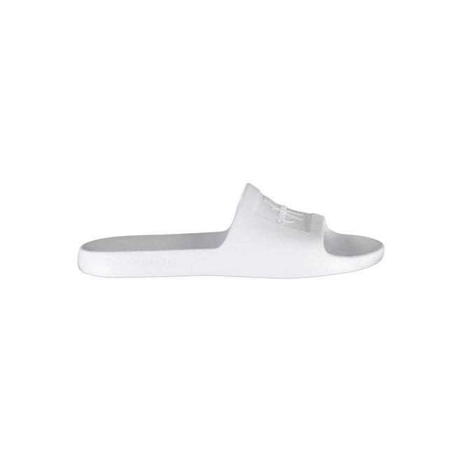 Sliders CK Men - White