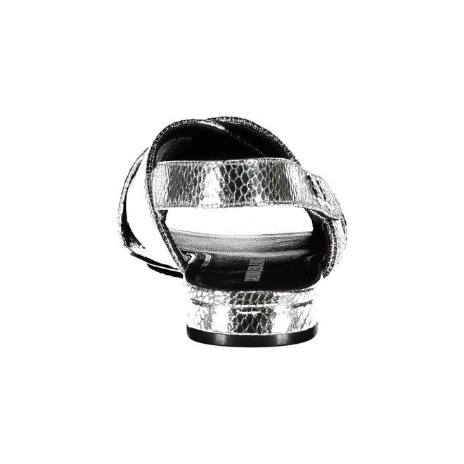 CK Flat Sandals - Silver