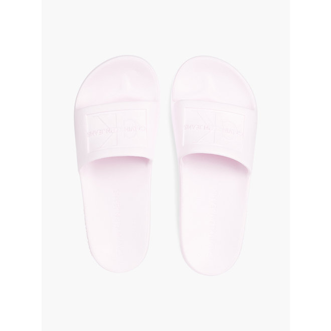CK Sliders Women - Pearly Pink