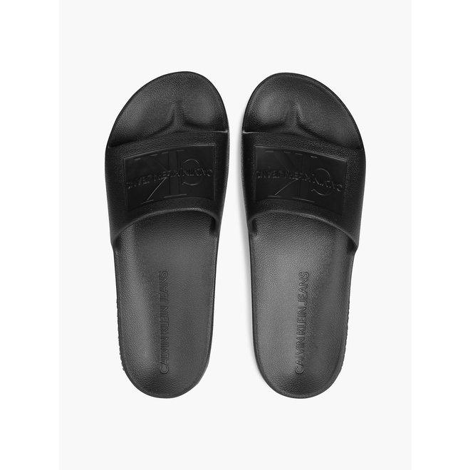 Sliders CK Men - Black