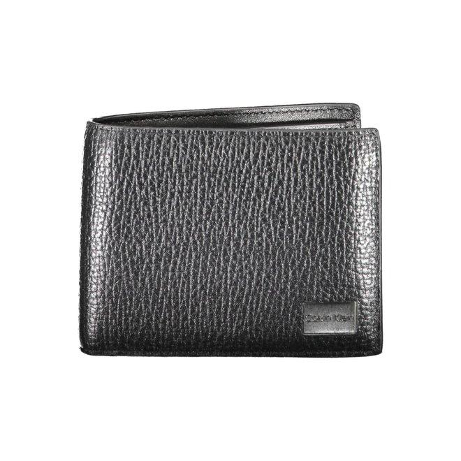 Black CK Wallet Men - Black
