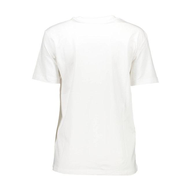 Embossed logo t-shirt - White