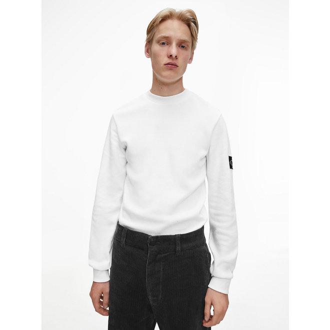Organic cotton long sleeve t-shirt- White