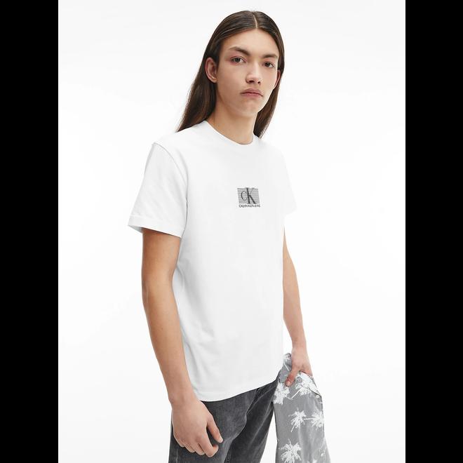 Organic cotton logo t-shirt - White