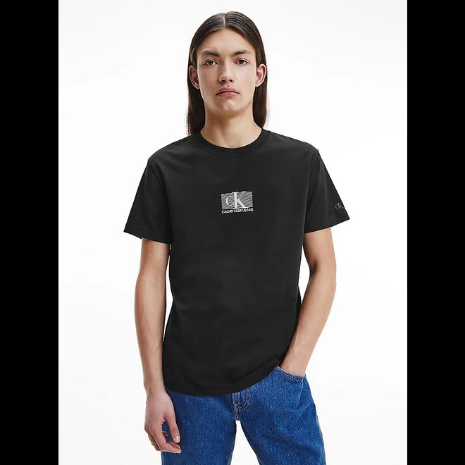 Organic cotton logo t-shirt - CK Black