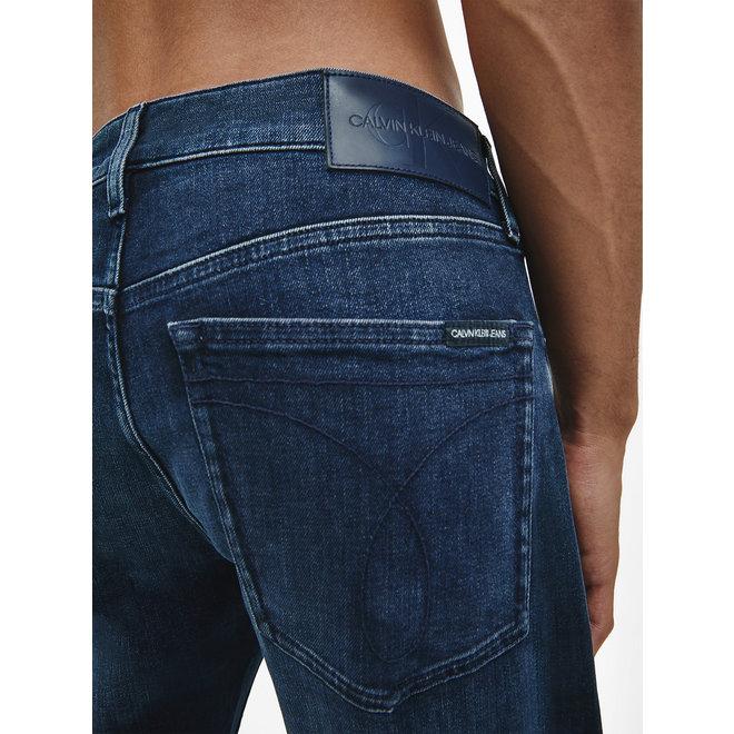 Slim Tapered Jeans Men - Denim Dark