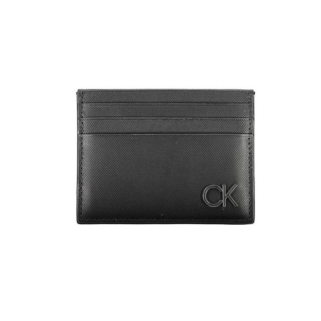 Credit Cardholder Men - CK Black