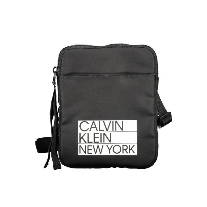 Mini Messenger Bag Men - CK Black