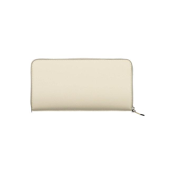 Large CK Wallet Women - Off White