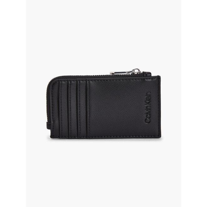 Card Case Wallet Women - CK Black