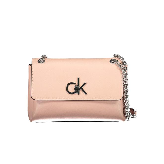 Recycled Convertible Crossbody Bag CK Women - Pink