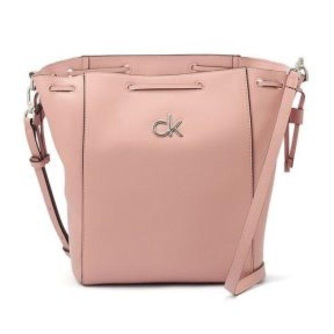 Crossbody Bucket Bag - CK Rosa