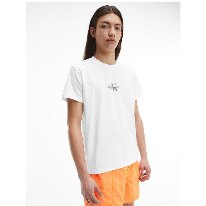 CK Logo T-Shirt Men - Bright White