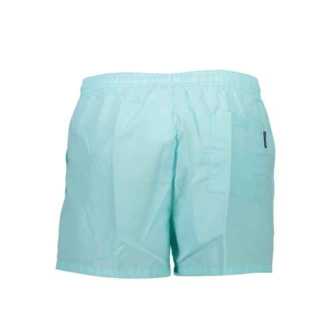 Short Drawstring Swim Shorts Men - Ck One - Tanager Turquise