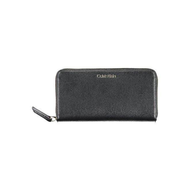 CK Women Wallet - Black
