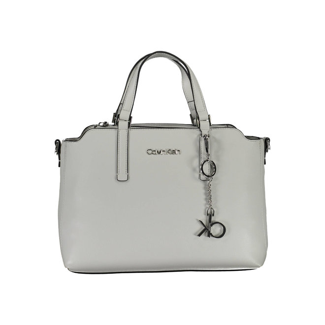 Faux leather Tote Bag CK Women - Grey