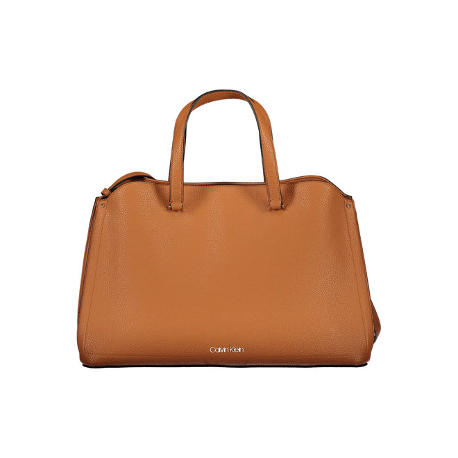 CK Breeze Tote Handbag - Brown