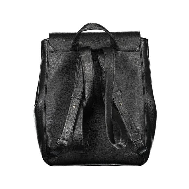 Flap CK Backpack Women - Black