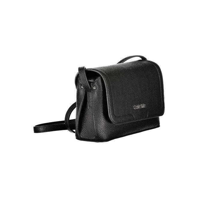 Flap Xbody CK Shoulder Bag Women - Black