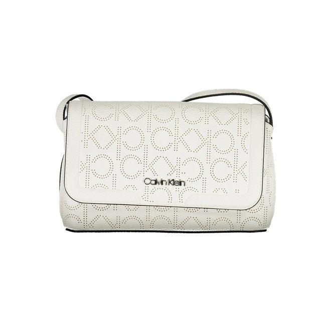CK Flap Xbody Bag Women - White