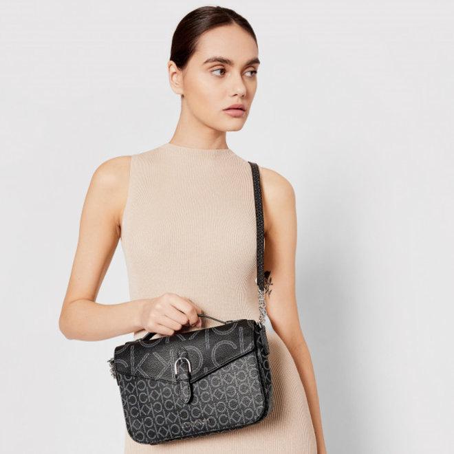 Small CK Shoulder Bag Women - Black