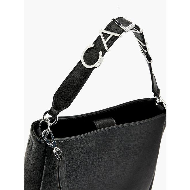 Big CK Handbag Women - Black