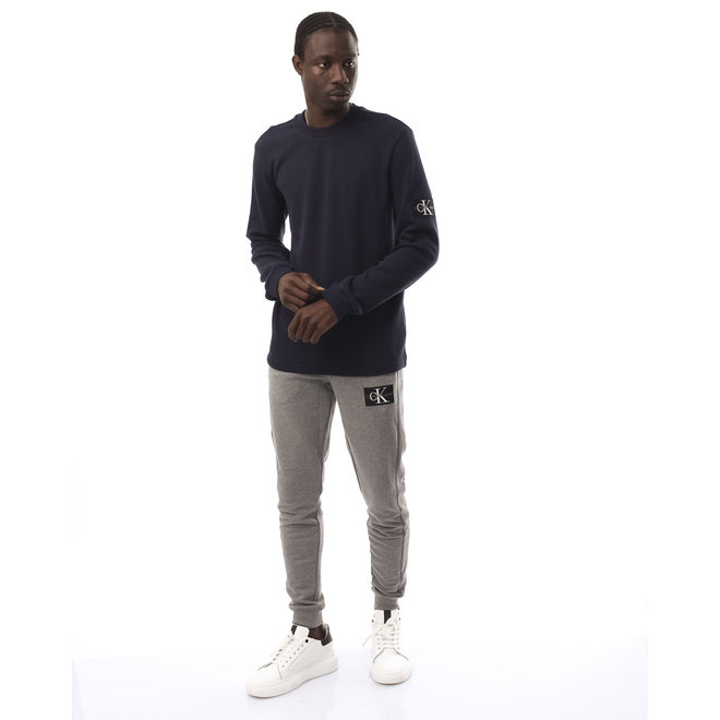 Organic cotton CK Long sleeve t-shirt- Blue