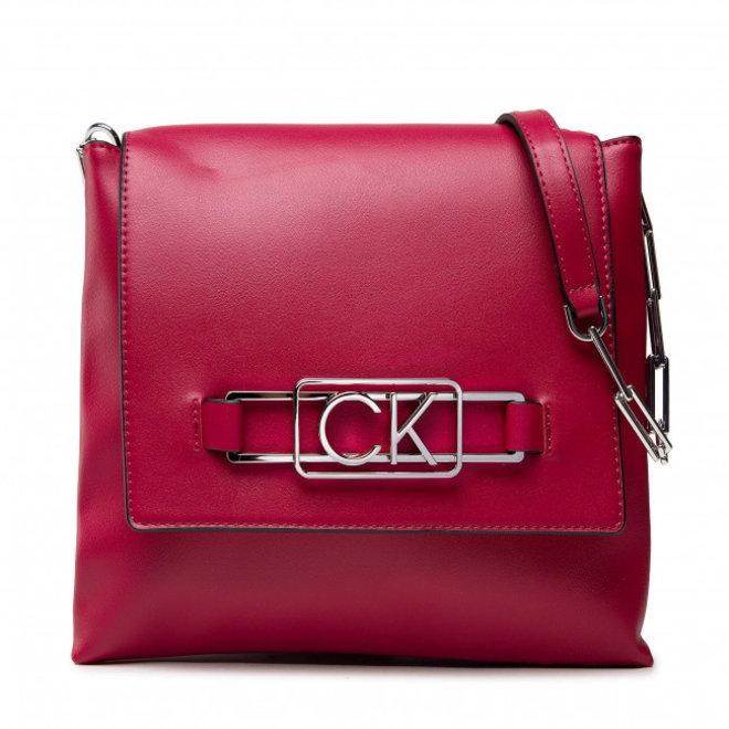 Shoulder Bag Wiflap Women - CK Pink