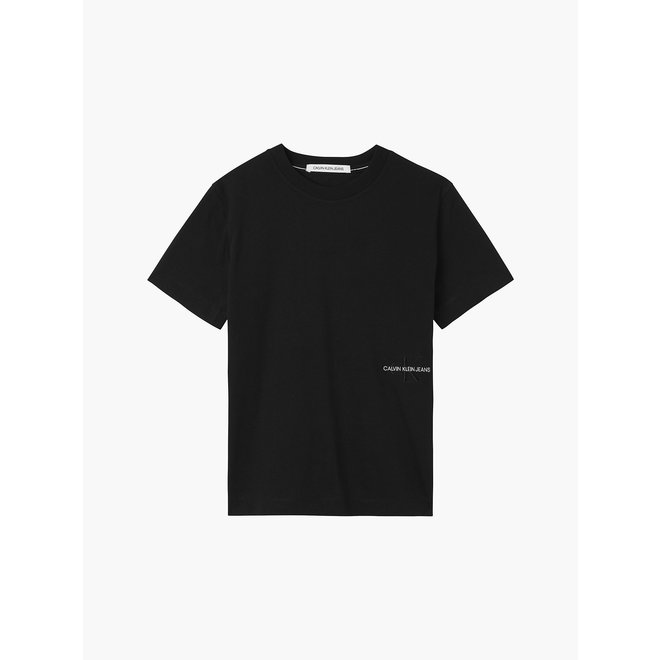 Organic Cotton T-Shirt CK Women - Black