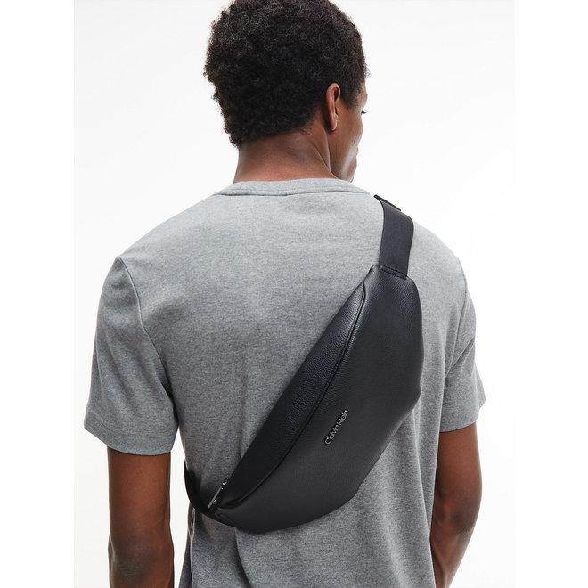 Recycled Bum Bag CK Men - Black