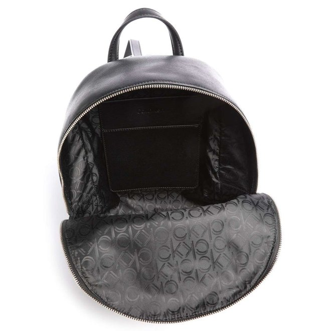CK Must Backpack synthetic black Women