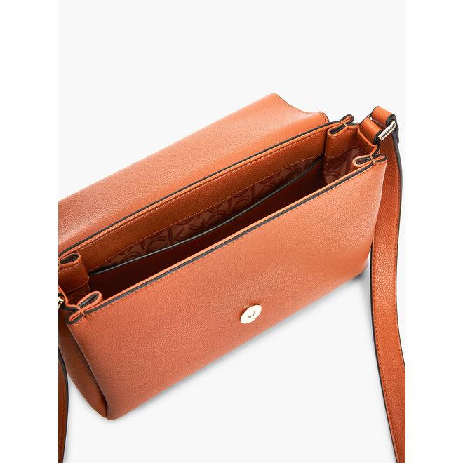 Crossbody Bag CK Women - Cognac