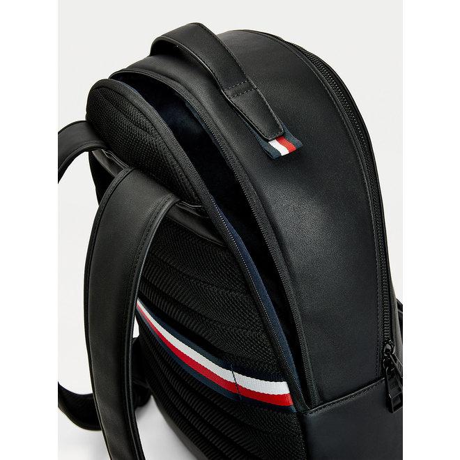 Metro Metal Logo Backpack Tommy Men - Black