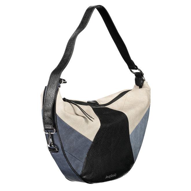 Shoulder bag half-moon